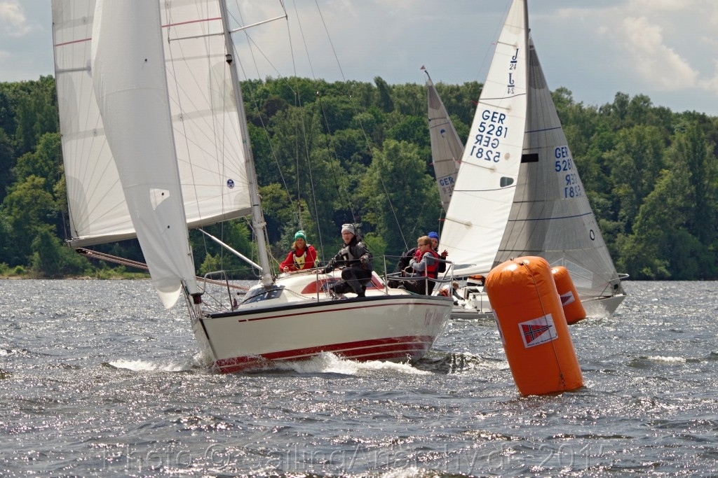 KaR - X99 an der Tonne - Photo © SailingAnarchy.de 2015