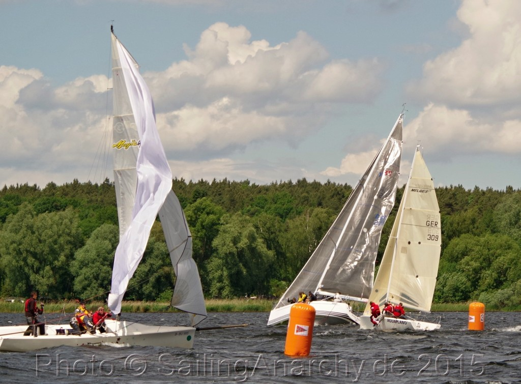 YS Regatta beim KaR - Mai 2015 - Photo © SailingAnarchy.de
