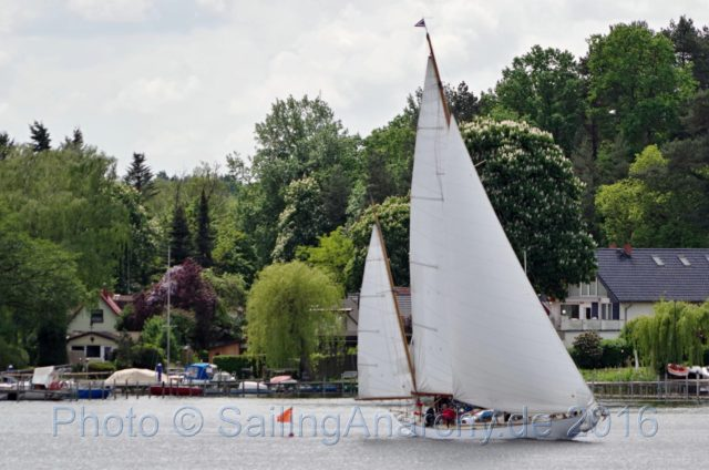 Prosit IV - 175er Seefahrtskreuzer im Ziel - Max Oertz Preis 2016 - Photo © SailingAnarchy.de
