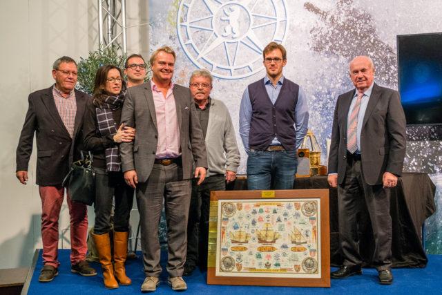 Berliner Yardstick Cup 2016 Siegerehrung