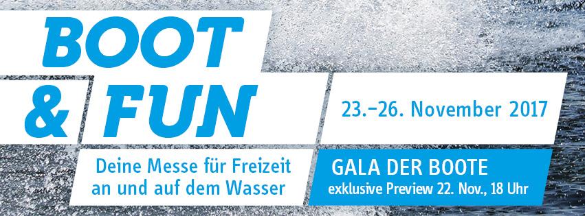 Preisverleihung durch die Berliner Yardstick Kommission im Rahmen der Gala der Boot am 22.11.2018