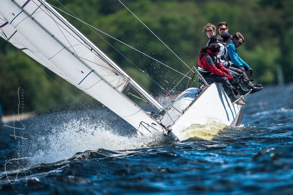 Round the Island Spring 2018 - 1. Mai bei Briten - Photo © Sören Hese / www.sailpower.de